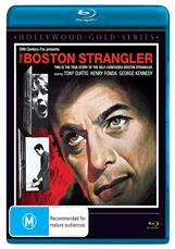 Boston Strangler, The (bluray)