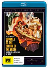 Journey To The Centre Of The Earth  (bluray)