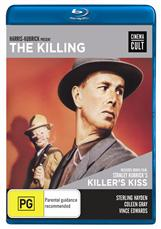 Killing, The / Killers Kiss (bluray)