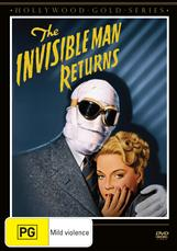 Invisible Man Returns, The