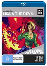 Lisa & The Devil / House Of Exorcism