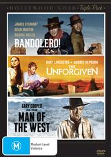 Bandolero / The Unforgiven / Man Of The West