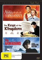Anna & The King Of Siam / The Keys Of The Kingdom / The Hawaiians