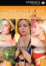 MICHELLE-MERRIFIELD-YOGA-COLLECTION-3DVD-New