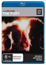 The Fury - Bluray