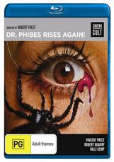 Dr Phibes Rises Again! (bluray)