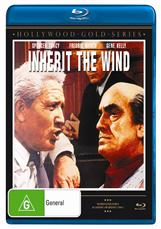 Inherit The Wind (1960) Bluray
