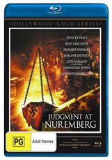 Judgment At Nuremberg (1962) Bluray