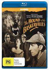 Hammer Horror: Hound Of The Baskervilles (1959) - Bluray