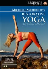 Michelle Merrifield - Restorative Yoga