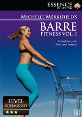 Michelle Merrifield - Barre Fitness 1