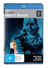 Pretty Poison - Bluray