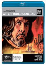 Witchfinder General Bluray