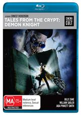 Tales From The Crypt: Demon Knight - Bluray