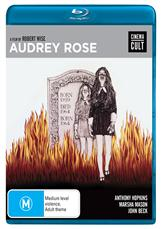Audrey Rose Bluray