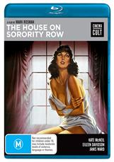 House On Sorority Row, The Bluray