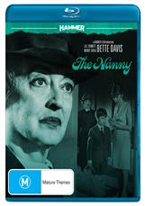 Hammer Horror: The Nanny Bluray