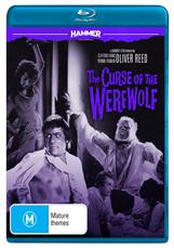 Hammer Horror: The Curse Of The Werewolf Bluray