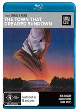 Town That Dreaded Sundown, The  Blu
