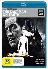 Last Man On Earth, The (bluray)