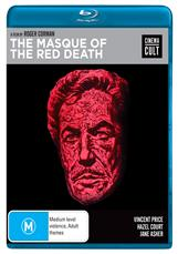 Masque Of The Red Death, The (bluray)