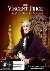 Vincent Price Collection - Bluray