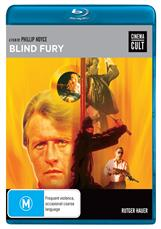 Blind Fury (1989) Blu-ray