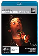 Happy Birthday To Me (1981) Blu-ray