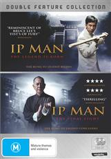 Ip Man Double Pack - The Legend Is Born / The Final Fight