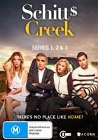 Schitts Creek S1 - S3