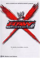 RAW 10TH ANNIVERSARY