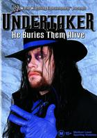 UNDERTAKER:HE BURIES THEM ALIVE