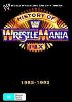 HISTORY OF WRESTLEMANIA