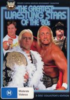 GREATEST WRESTLING STARS OF THE 80S
