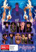 TOMBSTONE: HISTORY OF THE UNDERTAKER
