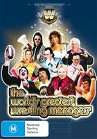 WORLDS GREATEST WRESTLING MANAGERS