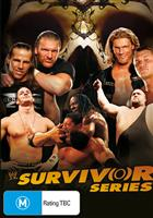 SURVIVOR SERIES 2006