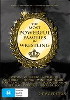 THE MOST POWERFUL FAMILIES IN WRESTLING