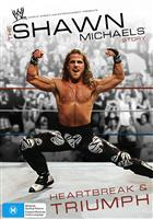 SHAWN MICHAELS: HEARTBREAK & TRIUMPH ULT FAN ED.