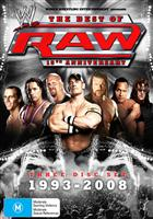BEST OF RAW 15TH ANNIVERSARY EDITION