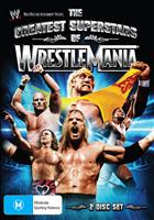 GREATEST SUPERSTARS OF WRESTLEMANIA