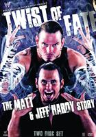 TWIST OF FATE:MATT & JEFF HARDY STORY
