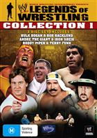 LEGENDS OF WRESTLING SERIES 1