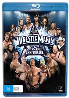 WRESTLEMANIA 25 (BLURAY)