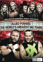 ALLIED POWERS: WORLDS GREATEST TAG TEAMS