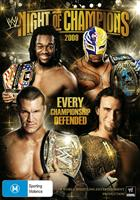 NIGHT OF CHAMPIONS 2009