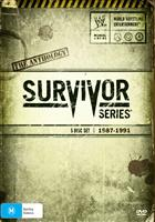 SURVIVOR SERIES ANTHOLOGY V1 (1987-91)