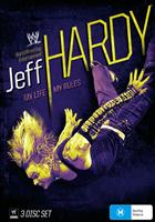 JEFF HARDY - MY LIFE, MY RULES