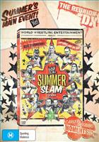 SUMMERSLAM 2009 LTD ED BONUS SLIPCASE