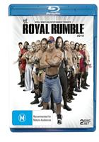 ROYAL RUMBLE 2010 (BLURAY)